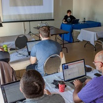 May 14-15-16, 2018<br>Training Sessions
